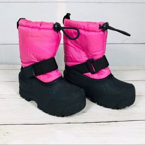 Northside Thermalite Girl's Snow Boots 7 Toddler